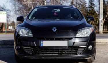 Аренда Renault Megane