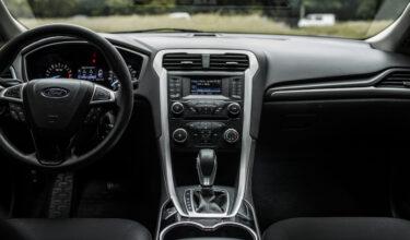 Ford Fusion коробка передач