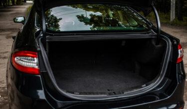 Ford Fusion багажник