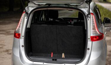 Renault Scenic багажник