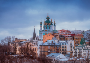 Монастырь Украины