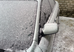 car frost